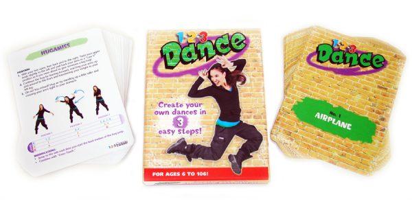 1-2-3 Dance photo