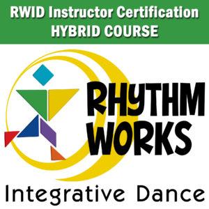 Rhythm Works Integrative Dance Hybrid Workshop Photo