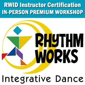 Premium Rhythm Works Integrative Dance Instructor Certification Photo
