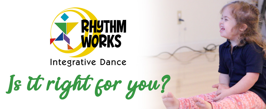 What is Rhythm Works Integrative Dance and is it right for me?