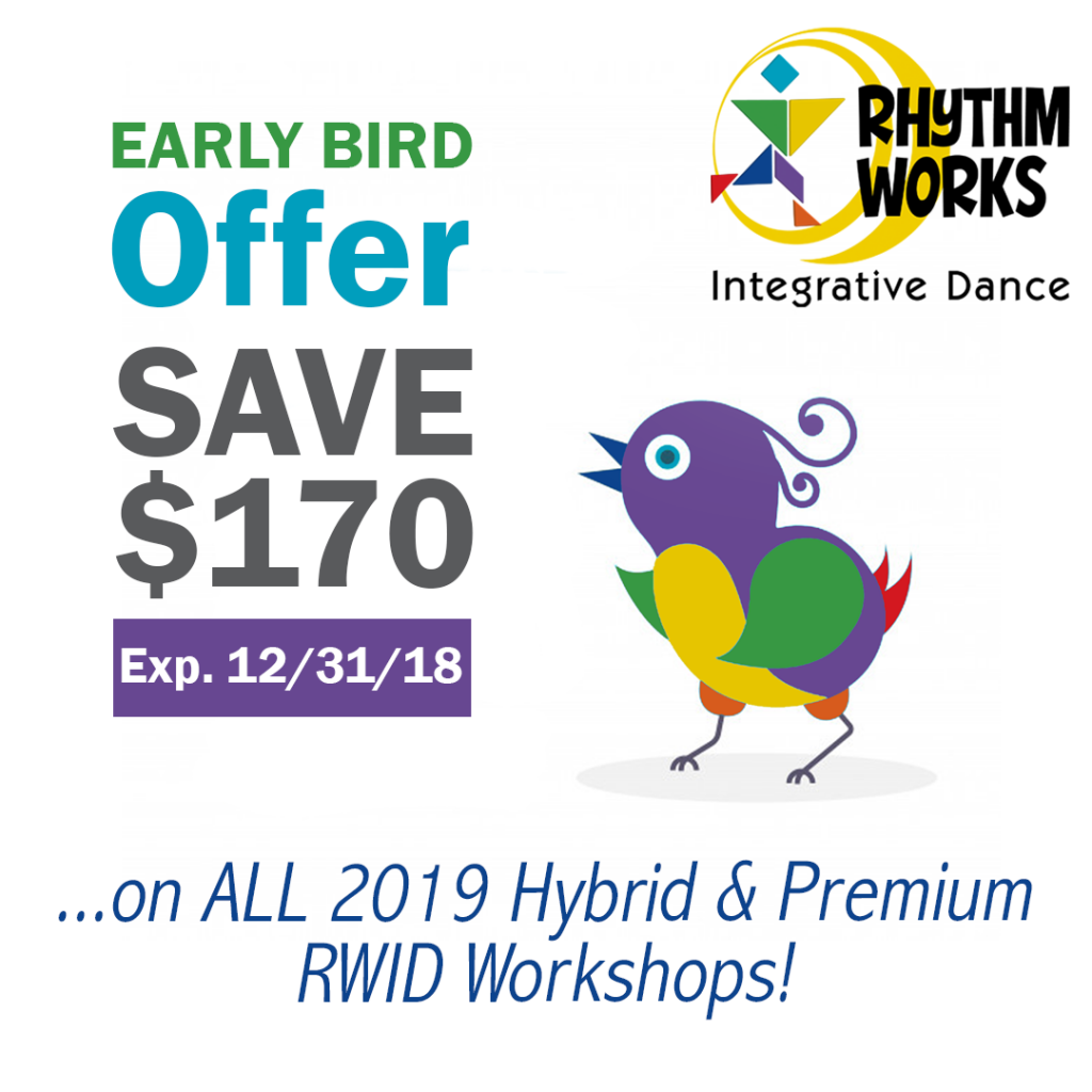 Save $170 on all Hybrid and Premium RWID courses - expires 12/31/18